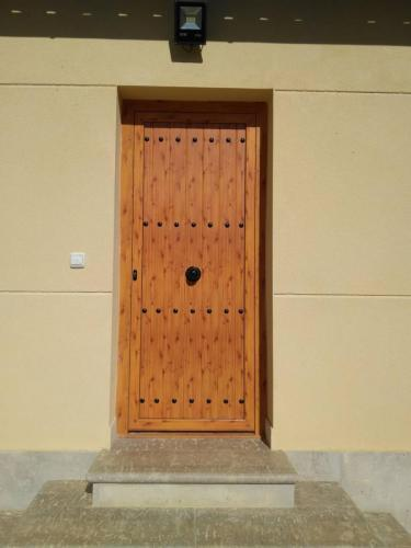 Puertas - Metálicas Palentinas